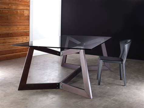 Modern Dining Table Base Argyll Dining Table Base Modern Table Tops And Bases Los Angeles By Viesso