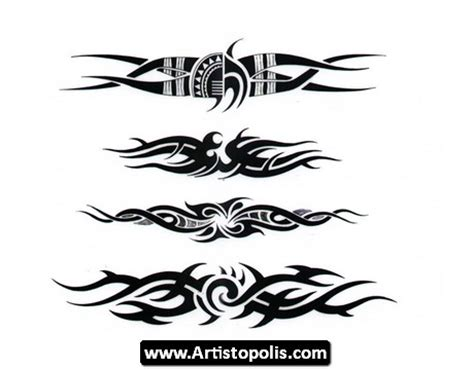 tribal tattoos wrist bands 20 wristband designs