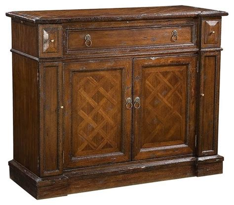 Antique Sideboards And Servers wine server in antique finish contemporary buffets and sideboards by ivgstores