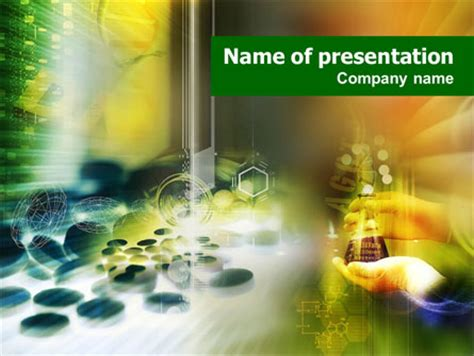 pharmacology powerpoint templates pharmacology lab powerpoint template backgrounds 01354
