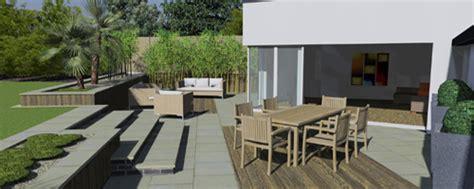 Small Contemporary Homes garden design portfolio leicester nottingham