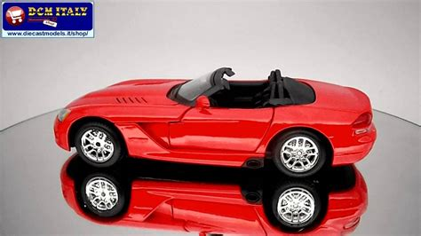 1 24 Dodge Viper Srt 10 by Dodge Viper Srt 10 Burago 1 24