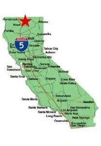map oregon california map california oregon border