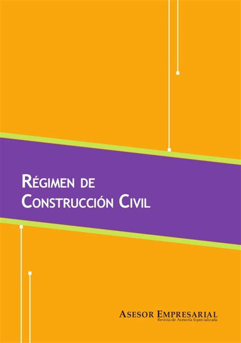 salario regimen construccion civil 2016 newhairstylesformen2014com tabla salarial de construccion civil 2015 2016
