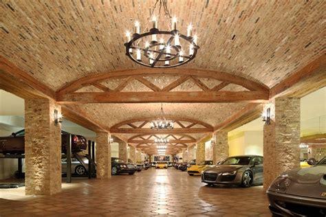 luxury garage a fairy tale home luxury villa del lago california
