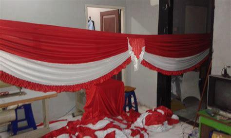 Balon Pentung Merah Putih Balon Foil Hut Ri Balon 17 Agustus Balon jual rumbai merah putih harga murah jakarta oleh samudra jaya tenda