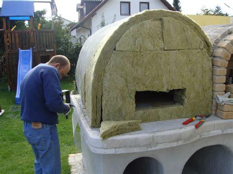 dämmen mit steinwolle unsere grill backofen combo work in progress seite 9