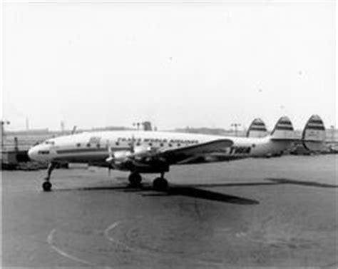 lockheed l 049 constellation twa n90815 cn 2077 ship 559 at san francisco airport in 1959