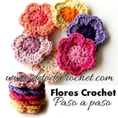 imagenes de rosas tejidas a crochet todo crochet flor