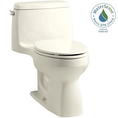 kohler comfort toilets kohler santa rosa comfort height 1 piece 1 28 gpf single