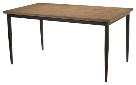 Wood And Metal Dining Tables Dining Table Wood And Metal Dining Table