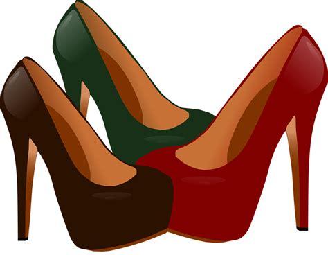 imagenes de tacones verdes vector gratis tacones los zapatos rojo verde imagen