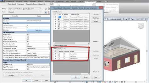 tutorial revit structure 2015 roombook areabook buildingbook extension for autodesk