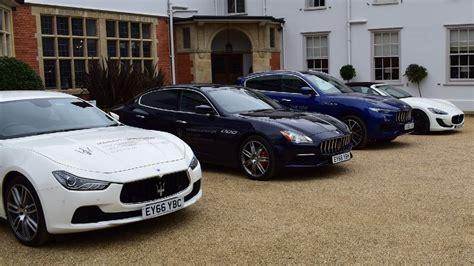 Maserati Test Drive by Maserati Test Day Grancabrio Quattroporte Levante