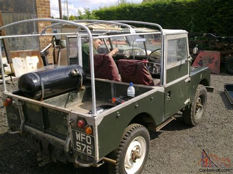 land rover series 1 for land rover series 1 1954 mot tax exempt