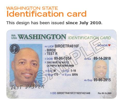 free state id card templates 7 best images of sle id card template free id card