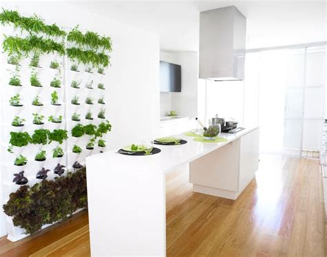 indoor kitchen garden indoor vertical kitchen herb garden jardinagem pinterest