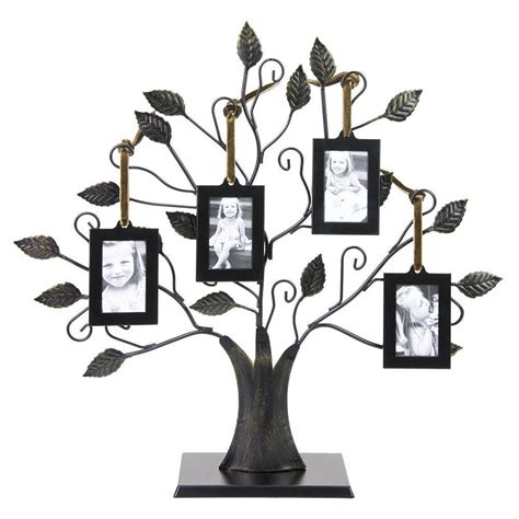 tree photo frame picture family 4 hanging collage home
