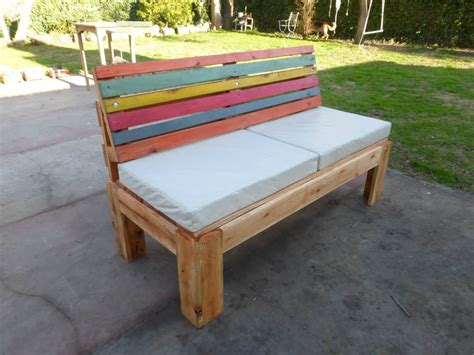 pallet furniture outdoor couch pallet outdoor sofa with comfort back pallet furniture