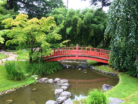 japanese garden bridge wallpaper paris france albert kahn japanese garden nature