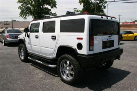 old cars and repair manuals free 2005 hummer h2 engine control service manual 2005 hummer h2 car fix buy used 2005 hummer h2 luxury edition loaded nav dvd
