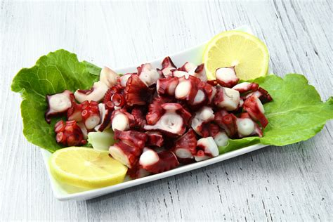 come si cucina il polpo all insalata insalata di polpo come fare il polpo all insalata