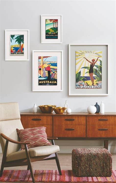 posters home decor express o vintage poster home d 233 cor