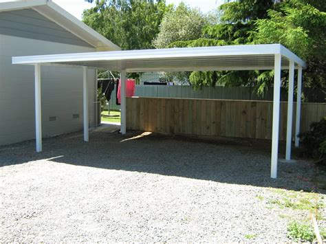 Sheds And Shelters by Formsteel Mono Carport M6060 Sheds And Shelters