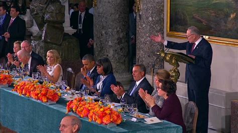inaugural luncheon head table inaugural luncheon head table michelle obama s eye roll