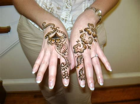 mehndi tattoo designs for hands beautiful simple arabic indian bridal