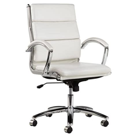 Small Leather Desk Chair White Leather Swivel Chair White Leather Swivel Accent Chair Leather Swivel Recliner W Wooden