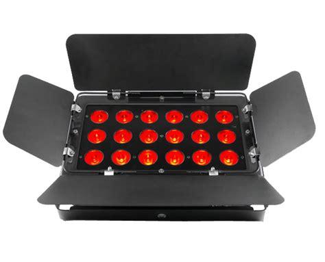 remote audio video lighting 2 chauvet dj lighting slimbank t18 usb rgb wash light w
