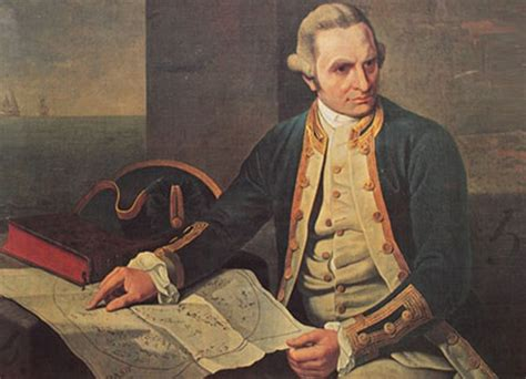 captain cook and the on this day in history captain james cook spotted the east coast of australia on apr 19 1770