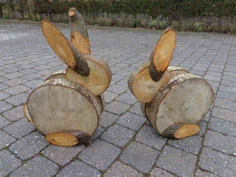 Gartendeko Holz by Sch 246 Ne Gartendeko Aus Holz Ideen Aus Verschiedenen