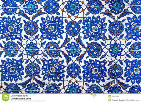 Ottoman Pattern Geometric Ottoman Pattern Stock Photography Image 34697562