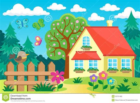 house theme garden house vector www pixshark com images galleries