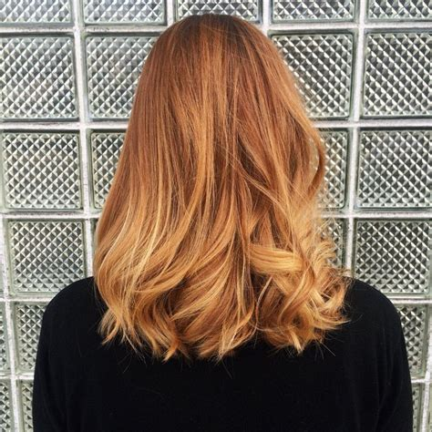 Strawberry Ombr 233 Hair Color My Hair Balayage And Balayage 1000 Ideas About Copper On Copper Hair Strawberry And Angle Bob