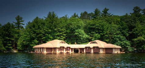 boat house boathouses muskoka