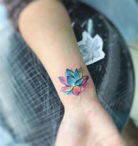watercolor tattoos alberta flot ab tatuaje nature flordeloto flowers