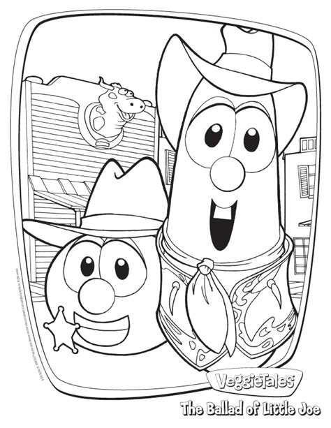 printable coloring pages veggie tales veggie tales coloring pages to print timykids