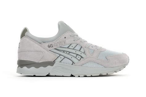 Asics Gel Lyte V Light Out Pack White Grey asics gel lyte v lights out sneaker pack hypebeast