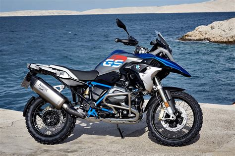 bmw bicycle 2017 2017 bmw r1200gs gets upgrades and a little rallye