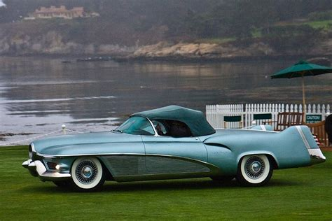 1951 buick lesabre the 1951 buick lesabre concept took inspiration from jet