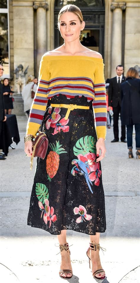 see olivia palermo s favorite home decor pieces lifestyle olivia palermo s spring 2017 fashion month looks instyle com