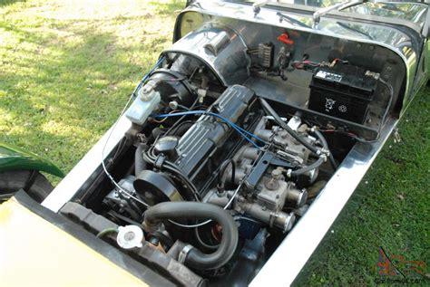 caterham 7 2d roadster 4 speed manual 1 6 40