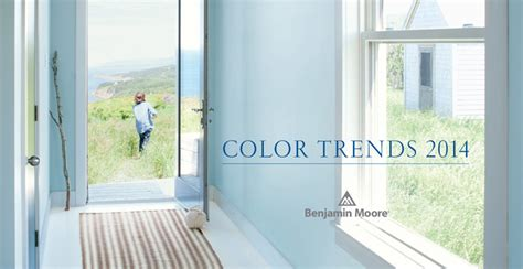 benjamin colors for 2014 holt interiors