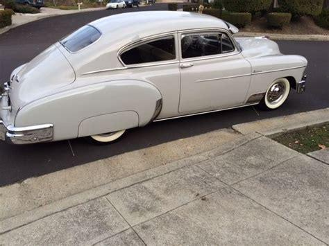1949 chevrolet 2 door fleetline chevy fastback for sale