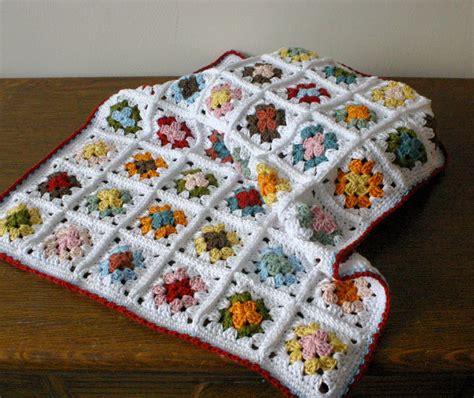 Crochet Square Blankets by Beautiful Square Inspiration Beautiful Crochet Stuff