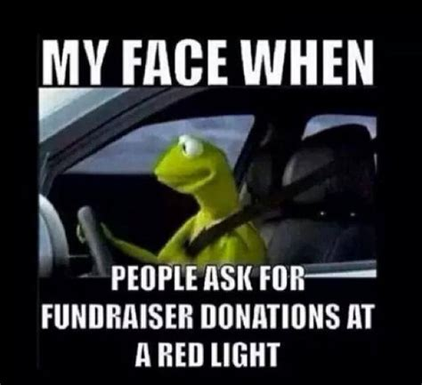 Donation Meme - at red traffic lights funny pictures quotes memes