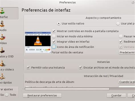 tutorial vlc linux tutorial c 243 mo agregar vlc al men 250 de sonido de ubuntu